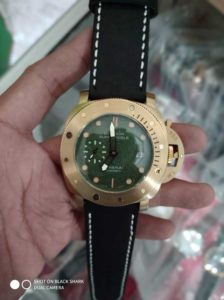 Jam Tangan Luminor Panerai Submersible Bold
