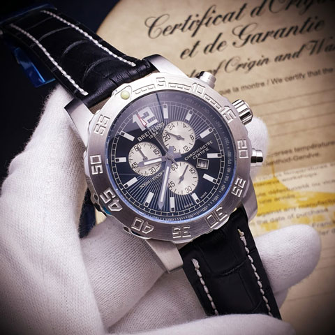 Breitling Navytimer leather 4.6cm 870