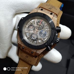 Jam Tangan Hublot Pico Band Leather KW Super Grade AAA