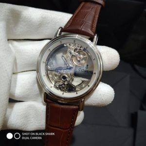 Jam Tangan Corum Circle Transparant KW Super Premium