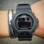Jam Tangan G Shock DW-6900 Midnight Black