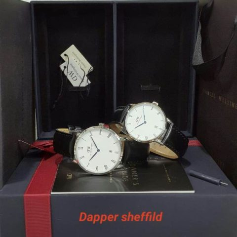 Daniel Wellington DW dapper tanggal couple 3.8 3.4cm 480x480