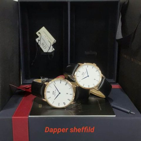 Daniel Wellington DW dapper tanggal couple 3.8 3.4cm3 480x480