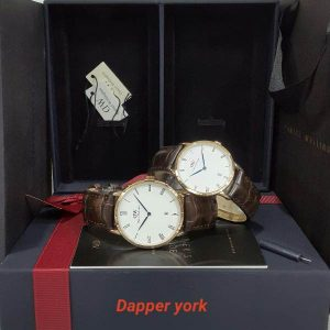 Jam Tangan Daniel Wellington DW Dapper Couple KW Super