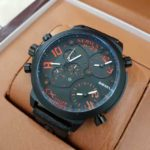 Jam Tangan Diesel Triple Time DT211 Leather