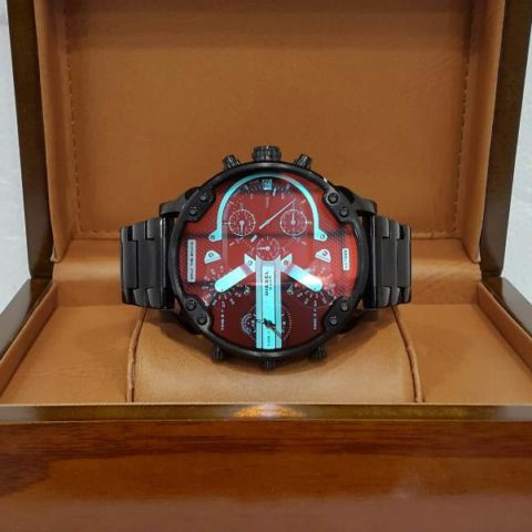 Diesel Gozilla black red 480x480