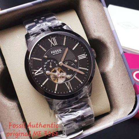 Fossil 4.6 cm type me 3062 StainlessOtomatis 480x480