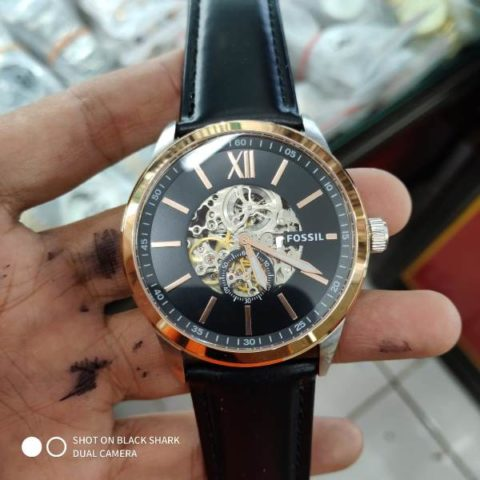 Fossil BQ 2216 leather matic premium 45mm 480x480