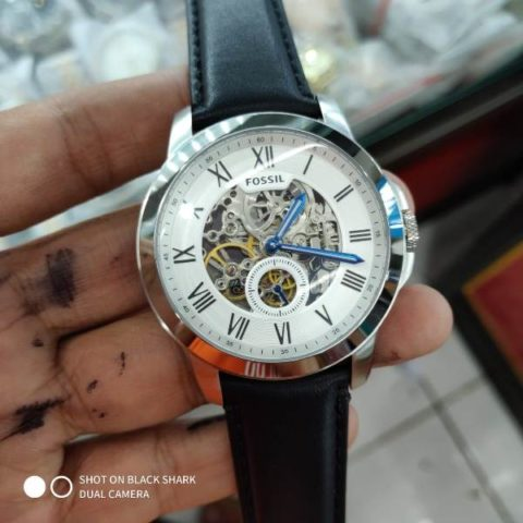 Fossil ME 3053 leather matic premium 42mm 480x480