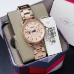 Jam Tangan Fossil Ladies Taylor Chain Twins Chrono