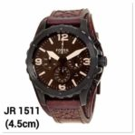 Jam Tangan Fossil Drill Back Band JR. Leather