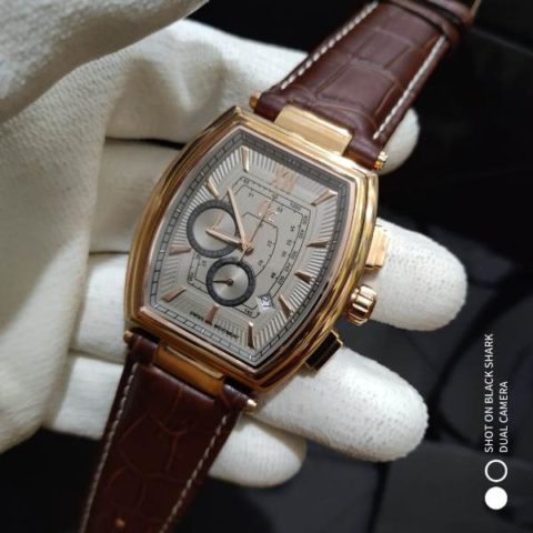 Gc 1003 leather brown rosegold 38x50mm 480x480