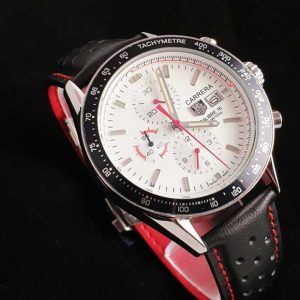 Jam Tangan Tag Heuer Cal.16 Dot Leather KW Super Grade AAA