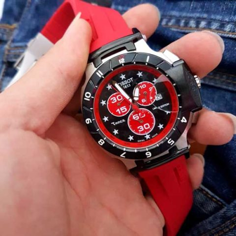 Tissot Triple Chrono merah rubber 480x480