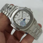 Jam Tangan Patek Philippe PP9603 All Time Date Moon Day