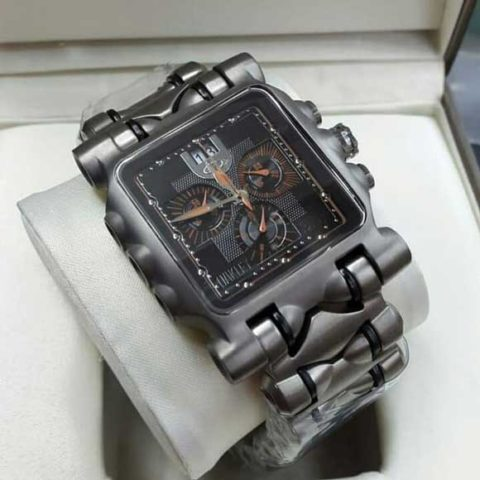 Oakley Gear Titanium grey chrono mesin swiss 480x480