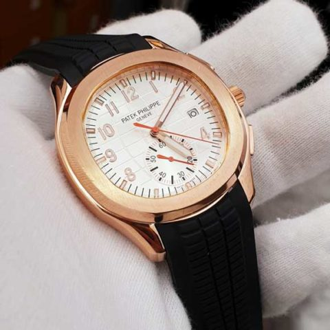 Patek Philippe nautilus world C10 Rubber black rosegold white dial 480x480 Jam Tangan Patek Philippe PP90 Rosegold World Rubber