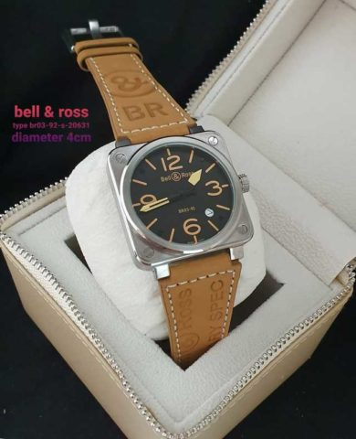 Bell Ross Kotak brown leather 45 cm