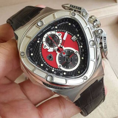 Jam Tangan Tonino Lamborghini Premium Buff Leather